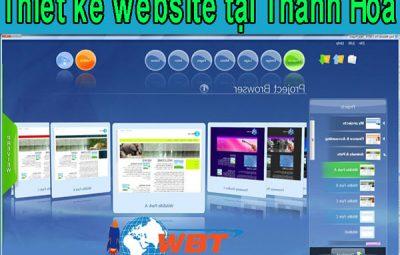 Thiết kế website tại Thanh Hóa chuẩn seo