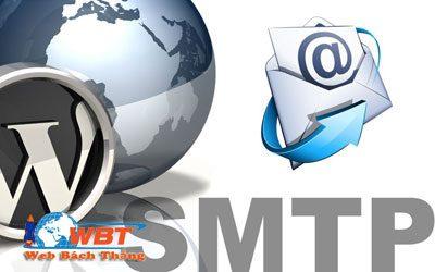 Hướng dẫn sử dụng SMTP để gửi mail trên website wordpress