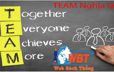 team là gì?