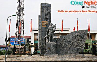 Thiết kế website Đan Phượng