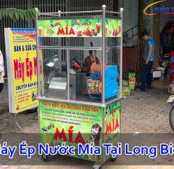 Máy Ép Nước Mía Tại Long Biên