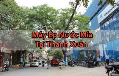 Máy Ép Nước Mía Tại Thanh Xuân