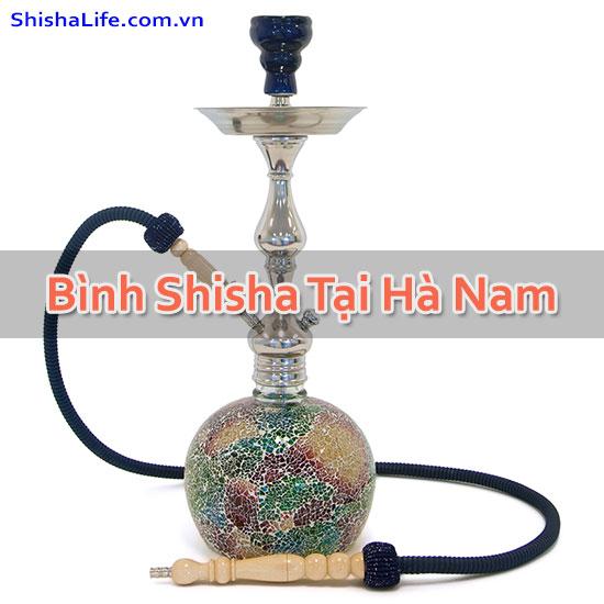 Bình Shisha Tại Hà Nam
