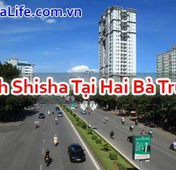 Bình Shisha Tại Hai Bà Trưng