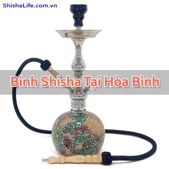 Bình Shisha Tại Hòa Bình