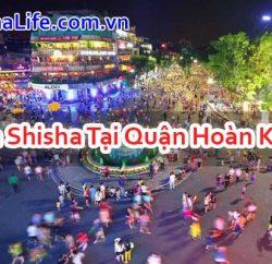 Bình Shisha Tại Quận Hoàn Kiếm