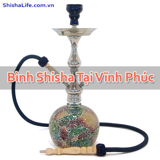 Bình Shisha Tại Vĩnh Phúc