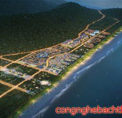 tổng thể dự án 6 miles coast huế