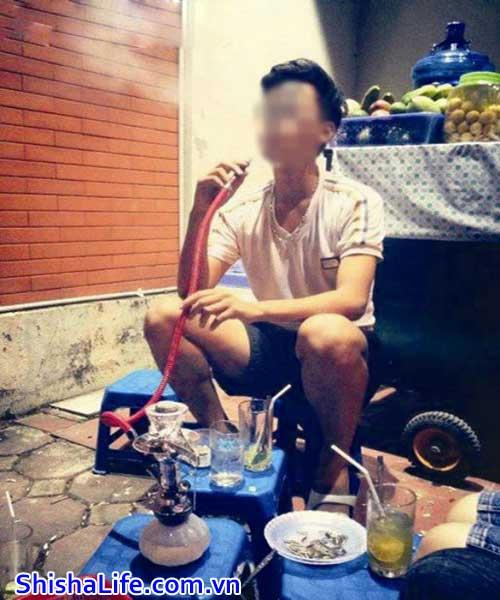 Hút Bình Shisha Vip Tại Hà Nội
