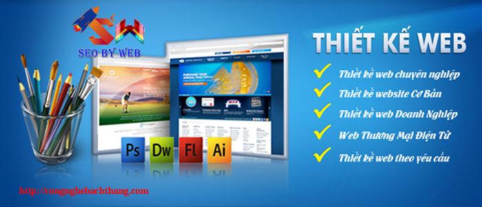 thiết kế web chuyên nghiệp tại hà nội