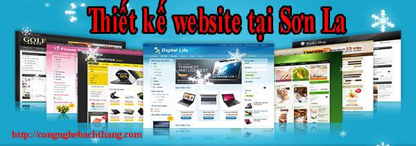 Thiết kế website tại Sơn La giá rẻ CNBT