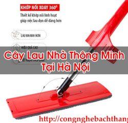 Cây Lau Nhà Thông Minh Tại Hà Nội
