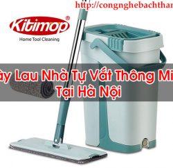 Cây Lau Nhà Tự Vắt Thông Minh Tại Hà Nội