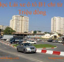 Hoc Lai Xe ô Tô B1 Chi Tu 6 Trieu đong