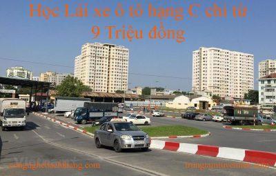 Hoc Lai Xe ô Tô Hang C Chi Tu 9 Trieu đong